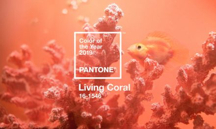 Pantone Announces PANTONE® 16-1546 Living Coral as Color of the Year 2019