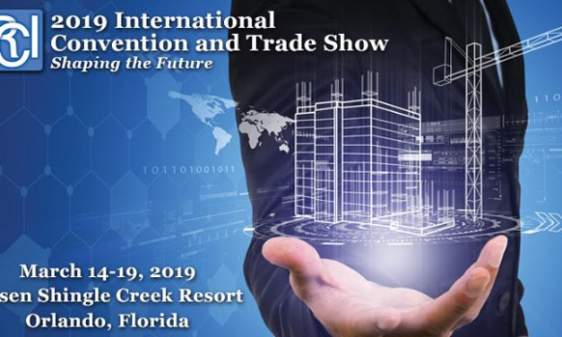 2019 RCI International Convention & Trade Show