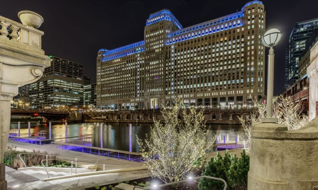 theMART, the largest building to receive Fitwel Certification