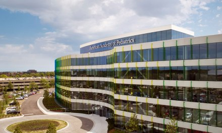 American Academy of Pediatrics (AAP) new headquarters features playful, yet sophisticated design