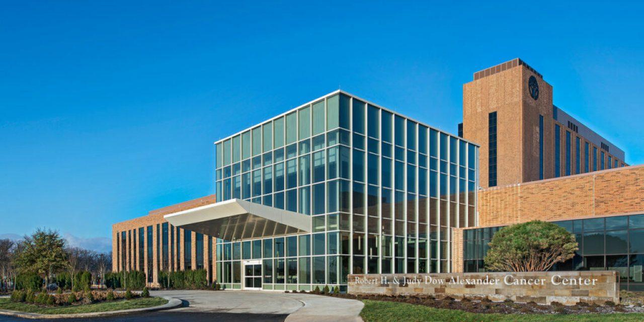 St. Joseph Mercy Ann Arbor's Cancer Center renovation demonstrates flexible design with fewer walls