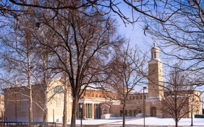 University of Notre Dame Hall of Architecture designed by Stantec for future architects
