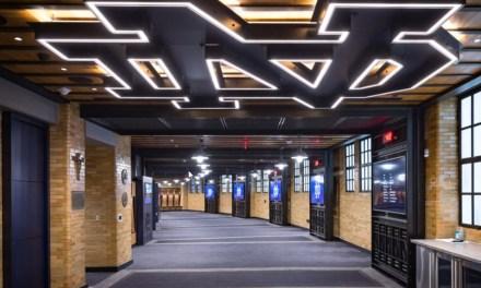 RHEINZINK panels enhance University of Notre Dame locker room