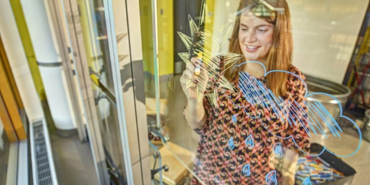 Window film solutions for transforming commercial spaces