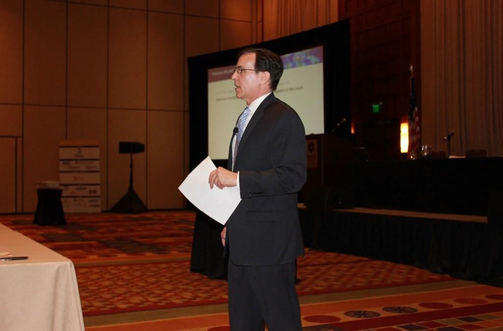 Economics speaker John Manzella breaks down labor, skills, workforce at AAMA Annual Conference
