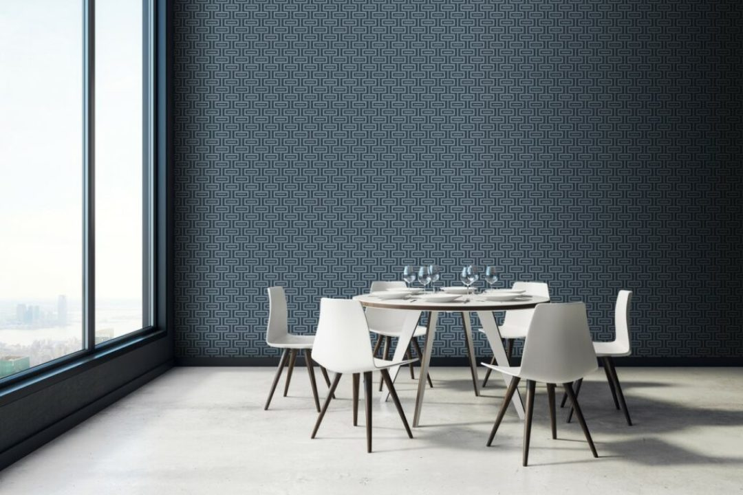 DuPont™ Tedlar™ Wallcoverings - Passport collection Mod pattern