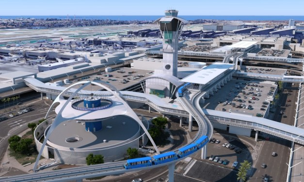Fluor breaks ground on Los Angeles International Airport Automated People Mover
