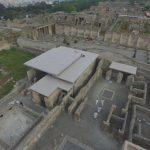 Pompeii Archeological Park: Corian® Exteriors preserves ancient buildings at the Championnet Complex