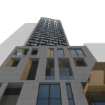 World's tallest modular hotel set to rise in New York City this fall, highlighting Marriott International's vision to disrupt the way buildings get built