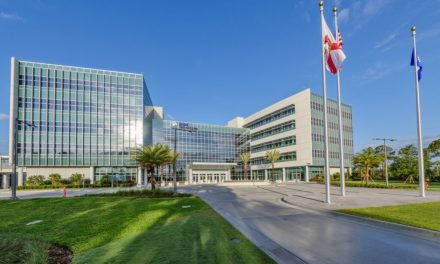 Carrier's world headquarters is first commercial building in Florida to achieve LEED Platinum v4 certification