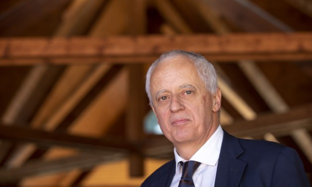Gerhard Schickhofer awarded the 2019 Marcus Wallenberg Prize for his research and knowledge transfer of cross-laminated timber (CLT)