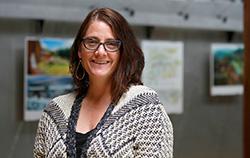 Michele Espeland, Principal, Interior Design, Cuningham Group