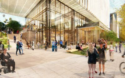 Miller Hull and Lease Crutcher Lewis to design and develop University of Washington's cutting-edge Population Health Initiative in Seattle