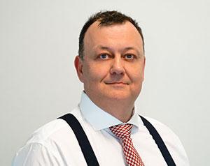 Vladimir Bolshakov, president of Geometrik Manufacturing Inc.