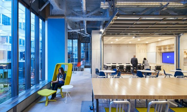 American Society of Interior Designers releases Perkins+Will's studioIDS case study as part of its Impact of Design Series