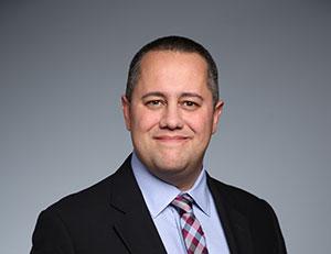 John Medio, president of Rockfon North America