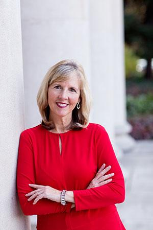 Stephanie Clemons, Ph.D., FASID, FIDEC, professor and coordinator of the Interior Architecture + Design Program at Colorado State University