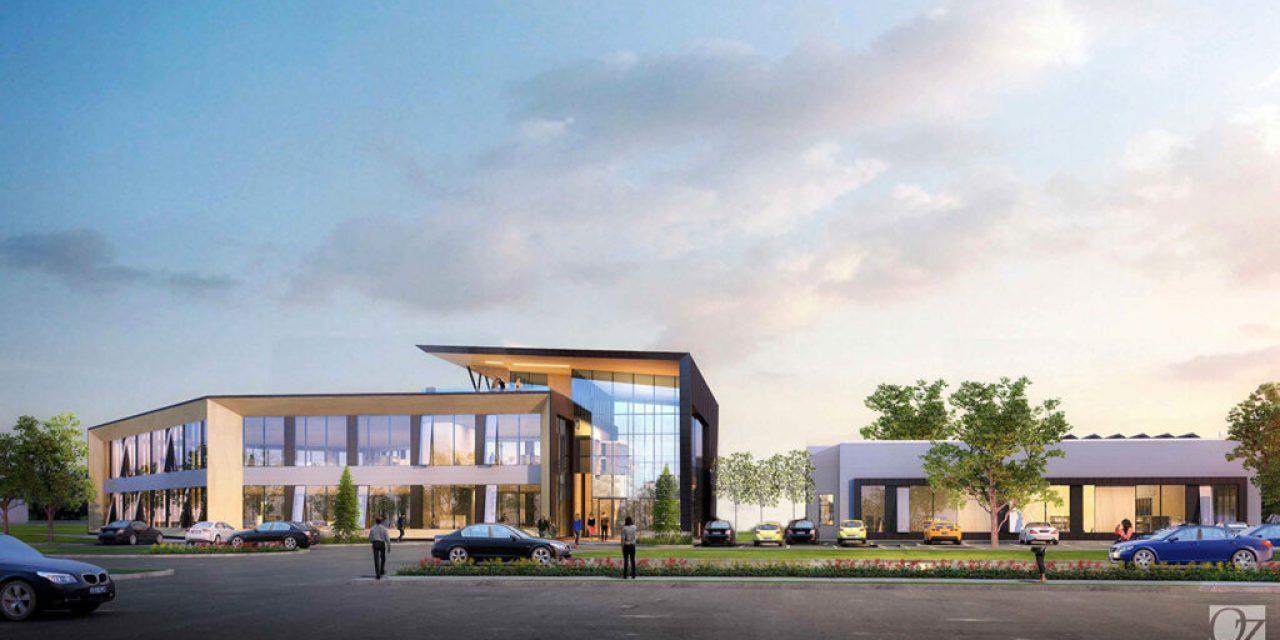 Vaisala to break ground on OZ Architecture-designed North American headquarters