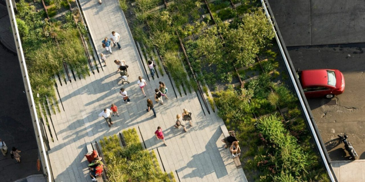 Seven outstanding fellows chosen for their efforts to transform cities as part of inaugural Knight Public Spaces Fellowship