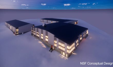 Stantec selected as partner on Antarctic Infrastructure Modernization for Science (AIMS) project