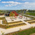 Arden, South Florida's first agrihood, unveils the Lakehouse and the community Barn