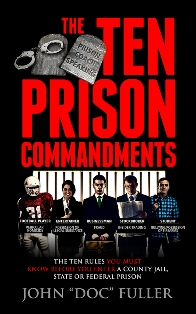The Ten Prison Commandments