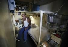 inmate on his bunk - takepart.com