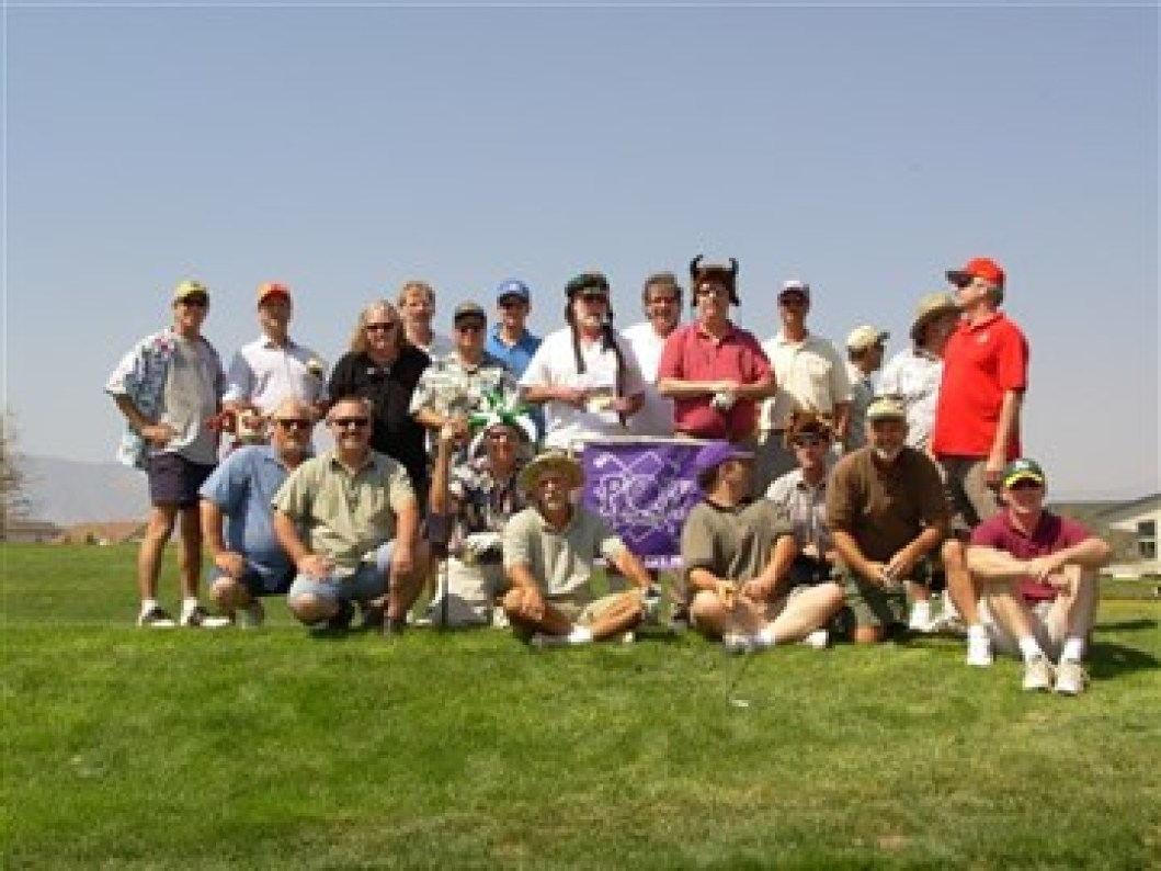 Cast and Crew of the 2007 EG POW Open