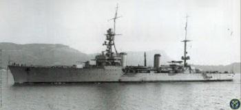 Croiseur DUQUESNE