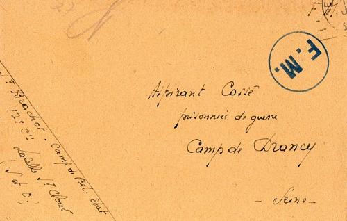 prisonniers de guerre français camp de prisonniers camp de Drancy