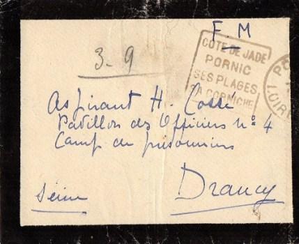 prisonniers de guerre français camp de prisonniers français camp de Drancy