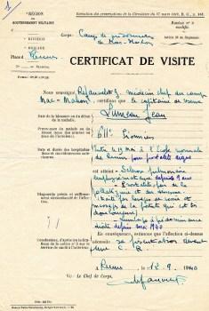 camp de prisonniers de guerre français camp de Mac-Mahon Rennes