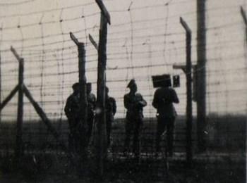 prisonniers de guerre les barbelés oflag X