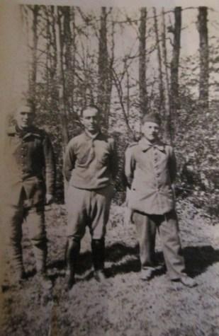prisonniers de guerre stalag VI C
