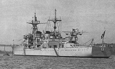 croiseur le Gloire