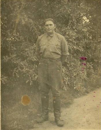 prisonnier de guerre Veuzic Marcel stalag VIII G