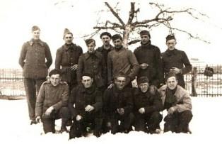 prisonniers de guerre au STALAG VII