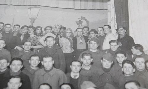 Prisonniers de guerre theatre Stalag XIID
