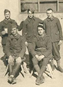 Prisonniers de guerre Henri Leroy Stalag XX B