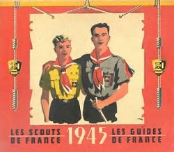 calendrier 1945