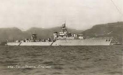 Croiseur Emile Bertin
