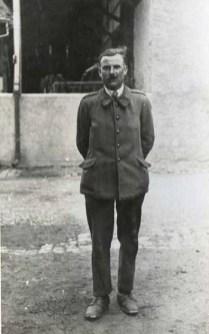 photo prisonnier de guerre Stalag IX B