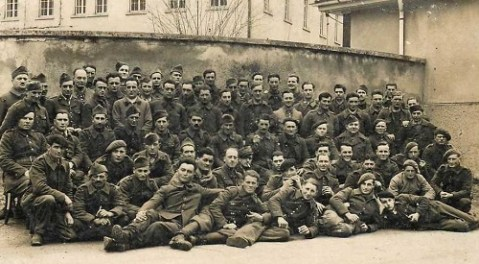 prisonniers de guerre STALAG IV G
