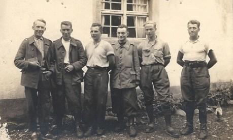 prisonniers de guerre mr degrave stalag V B