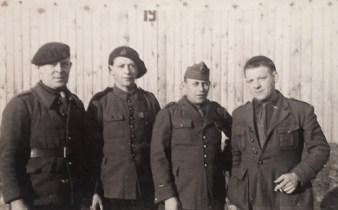 prisonniers de guerre mr leroy stalag 369 kobierzny