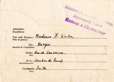 prisonniers de guerre paris