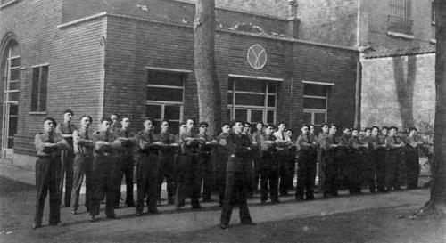 école de la milice