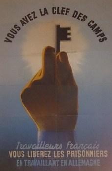 affiche pour la releve