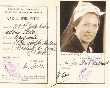 croix rouge française union des femmes de france