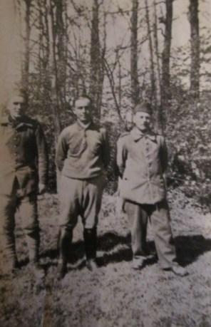 prisonniers de guerre stalag VIC kdo 190